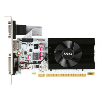 Видеокарта MSI 1Gb N730K-1GD5LP/OCV1