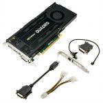 Видеокарта PNY профессиональная 4Gb nVidia Quadro K4200 VCQK4200BLK-1