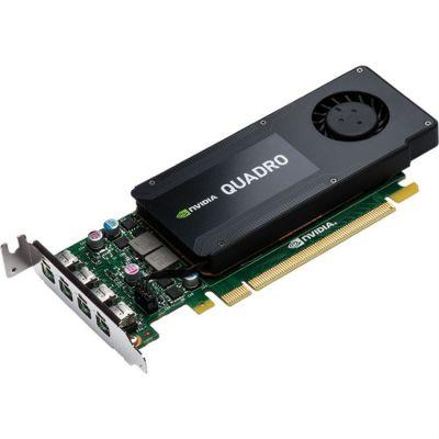 Видеокарта PNY профессиональная 4Gb nVidia Quadro K1200 VCQK1200DPBLK-1