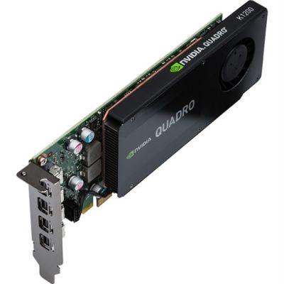 ���������� PNY ���������������� 4Gb nVidia Quadro K1200 VCQK1200DPBLK-1