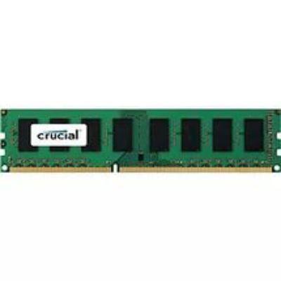 Оперативная память Crucial DDR3 4Gb (pc-12800) 1600MHz, Single Rank <Retail> 1,35V CT51264BD160BJ