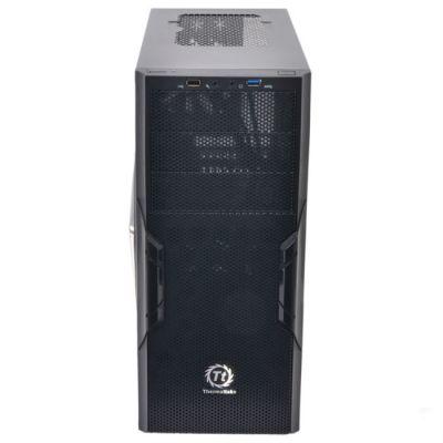 Корпус Thermaltake Versa H22 Black w/o PSU,Window CA-1B3-00-M1WN-00