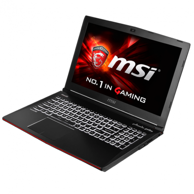 Ноутбук MSI GE62 6QE-461RU (Apache Pro)