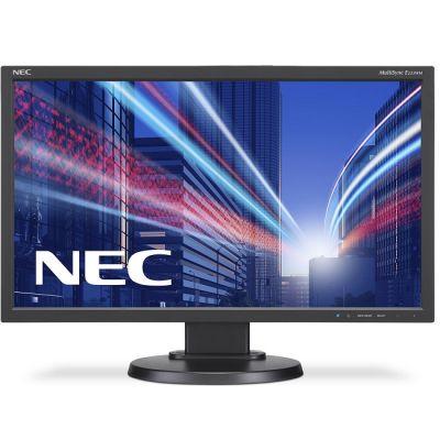 Монитор Nec MultiSync E233W-BK