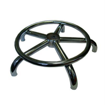 Почин Крестовина хром с кольцом для ног 440 м