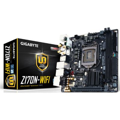 ����������� ����� Gigabyte GA-Z170N-WIFI