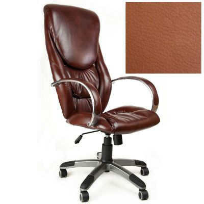 Офисное кресло Почин руководителя КР-4 (Коричневый)