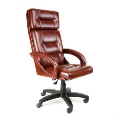 Офисное кресло Почин руководителя КР-7 (Кофейный)