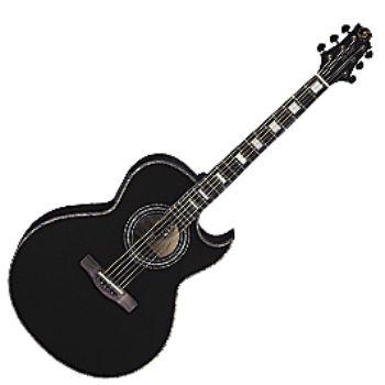 Электроакустическая гитара Greg Bennett TMJ17CE/BK