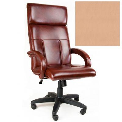 Офисное кресло Почин руководителя КР-17 (Кофейный)