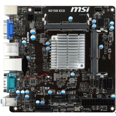 ����������� ����� MSI N3150I ECO