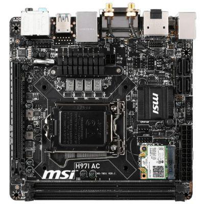 ����������� ����� MSI H97I AC