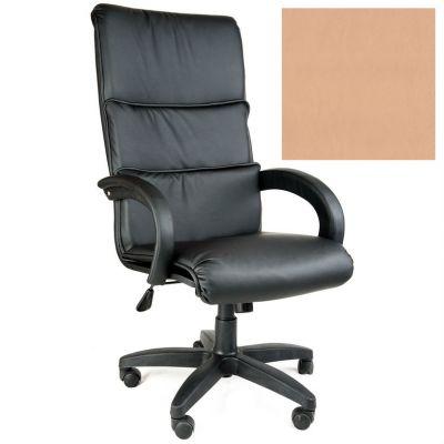 Офисное кресло Почин руководителя КР-16 (Кофейный)