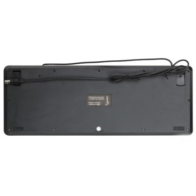 Клавиатура Gembird KBL-007 USB Black