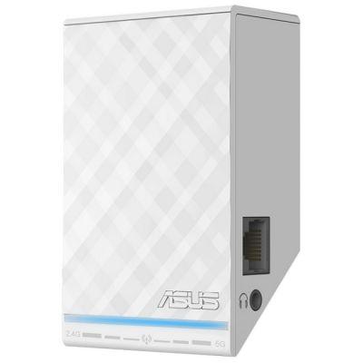 ASUS Повторитель RP-N53 802.11n 2.4ГГц/5ГГц до 600Мбит/с