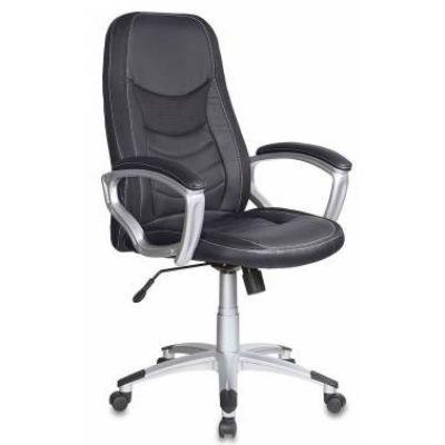 Офисное кресло Бюрократ руководителя T-9910 Black
