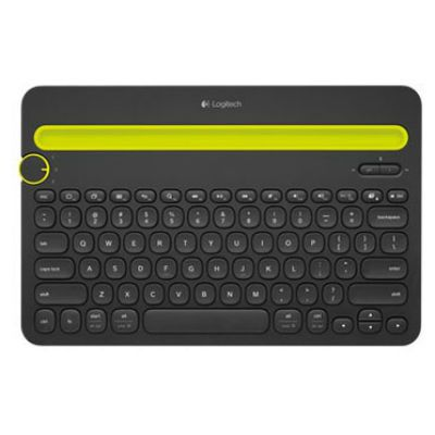 Клавиатура Logitech Multi-Device K480 920-006368