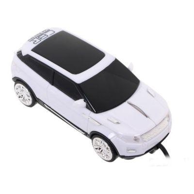 Мышь проводная CBR MF 500 Rapido White