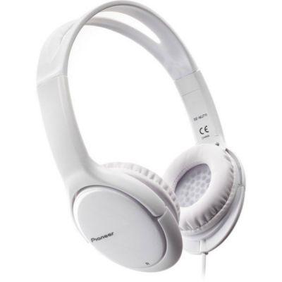 Наушники Pioneer SE-MJ711-W белый