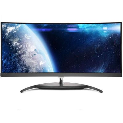 ������� Philips BDM3490UC/00 Silver-Black