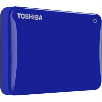Внешний жесткий диск Toshiba USB 3.0 3Tb голубой HDTC830EL3CA