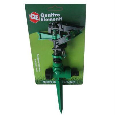 Quattro Elementi Разбрызгиватель импульсный пластик, радиус до 12 метров 241-352