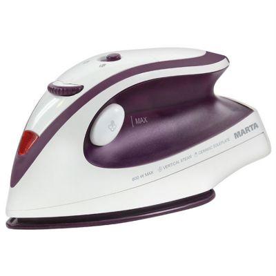 Утюг Marta MT-1146 фиолетовый чароит