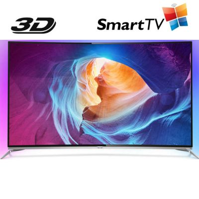 Телевизор Philips 4K UHD 55PUS8700/60 Android TV