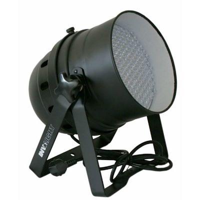 Involight Светодиодный RGB прожектор (чёрн) LED PAR64/BK