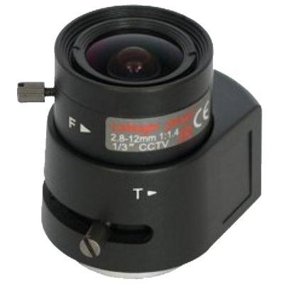 Объектив для видеонаблюдения LTV LTV-LDV-2812M1-IR