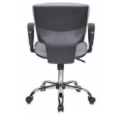 Офисное кресло Бюрократ офисное CH-626AXSL Grey