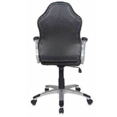 Офисное кресло Бюрократ руководителя CH-825S Black+bg