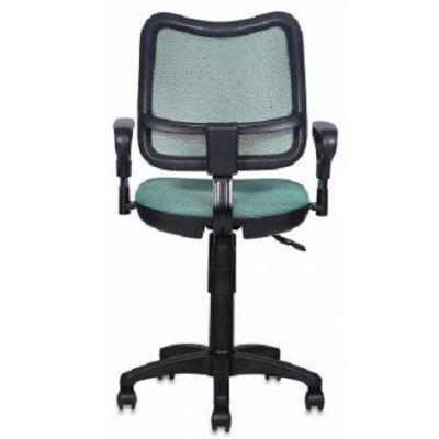 Офисное кресло Бюрократ CH-799 GR, спинка сетка зелёное сиденье зелёное TW-30 ткань крестовина пластиковая