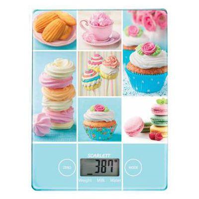 Кухонные весы Scarlett SC-KS57P05