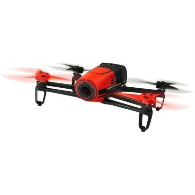 Parrot Квадрокоптер Bebop Drone (красный) PF722006