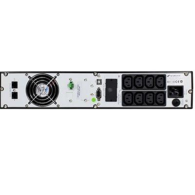 ИБП FSP UPS 2000VA Custos 2K Black LCD PPF18A0101