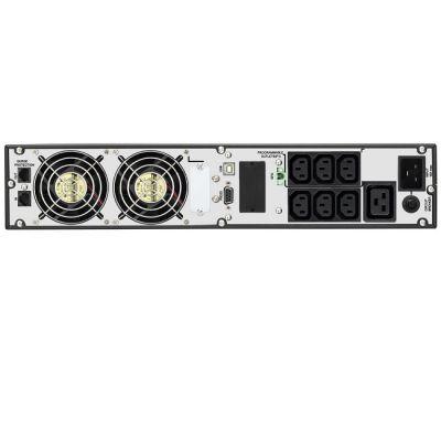 ИБП FSP UPS 3000VA Custos 3K Black LCD PPF27A0201