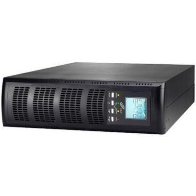 ИБП FSP UPS 6000VA Custos 9X+ 6K Black LCD PPF54A0101