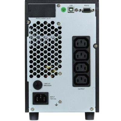 ИБП FSP UPS 2000VA Knight Pro+ 2K USB, ComPort, LCD PPF18A0400