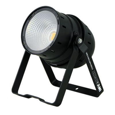 Прожектор Involight светодиодный PAR56 (чёрный) COBPAR70WH/BK