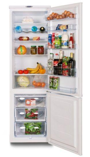 Холодильник DON R-299 B (белый)