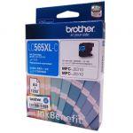 Картридж Brother Blue/Голубой (LC-565XLC)
