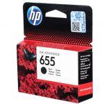 Картридж HP 655 Black/Черный (CZ109AE)