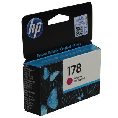 Картридж HP 178 Magenta/Пурпурный (CB319HE)