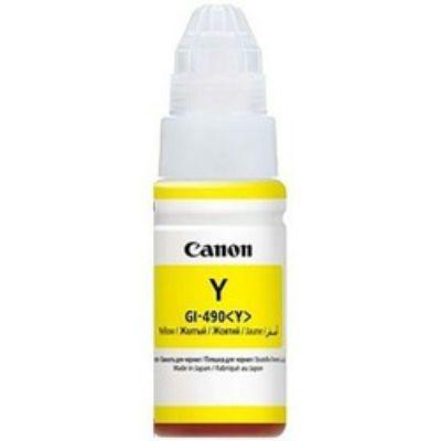 Картридж Canon GI-490 Y Yellow/Желтый (0666C001)