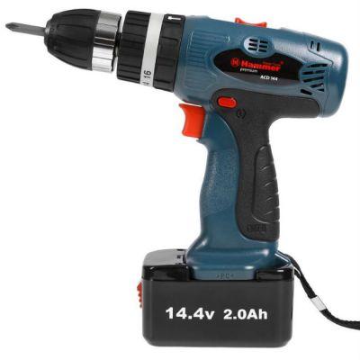 Шуруповерт Hammer ACD144C PREMIUM 134545h