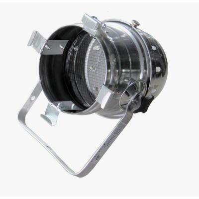 Involight Прожектор PAR64 КОРОТКИЙ (хром) CP60/CP61/CP62 PAR64S/СR