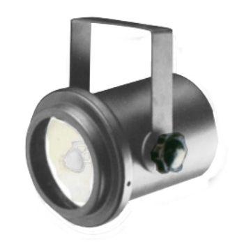 Прожектор Involight типа PAR36 (хром) с трансформатором 6 В PAR36/CR