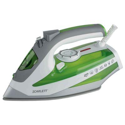Утюг Scarlett SC-SI30K08 (зеленый/белый)
