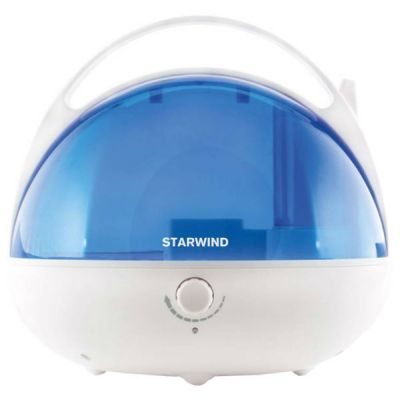 Увлажнитель воздуха Starwind SHC2416 (белый/синий)